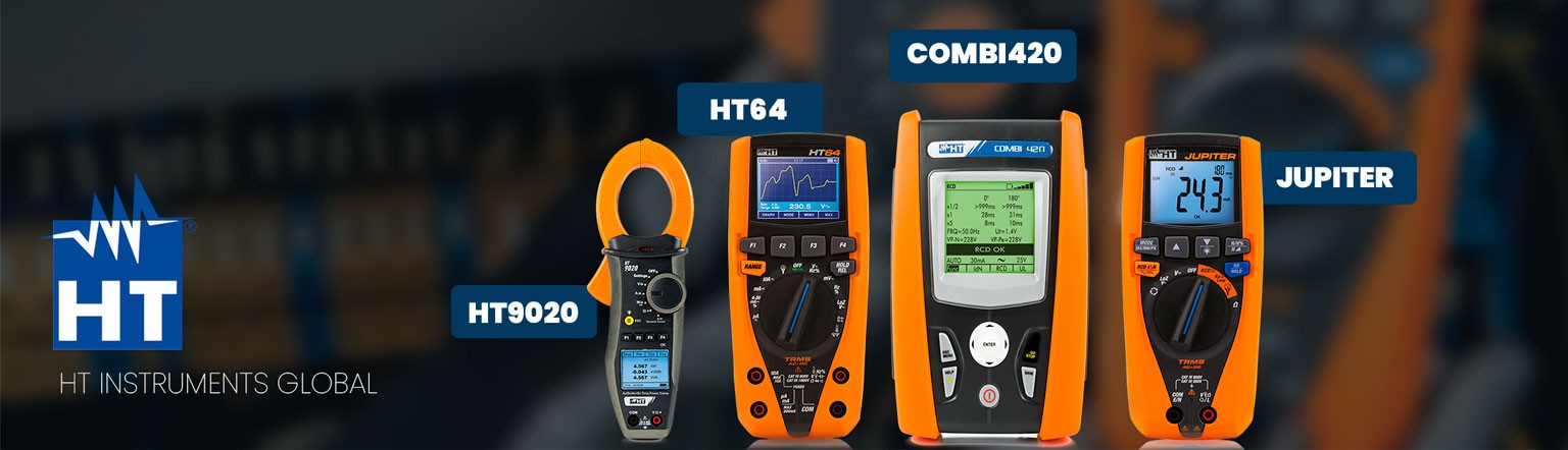 HT Instruments testers